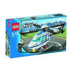 LEGO City Police: Police Helicopter £6.69 at Amazon & Play