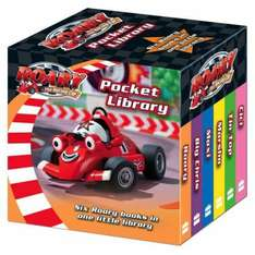 Roary the Racing Car Pocket Library ~ 99p ~ @ The Works