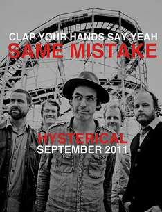 Download the first song from the forthcoming Clap Your Hands Say Yeah album for FREE