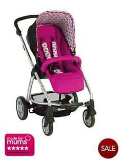 Mamas and Papas Sola Pushchair in Orchid (pink) £130 @ Very