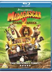 Blu-ray - Madagascar Escape 2 Africa - £4.99 delivered @ Bee.Com