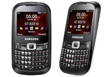 Samsung Genio Qwerty Refurbished £11.90 + £10 Talkmobile top-up @ E2save