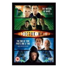 Doctor Who: The Winter Specials 2009 Box Set - The Waters Of Mars / The End Of Time (Dr Who) (3 Disc Boxset) £5.99 delivered @ Bee