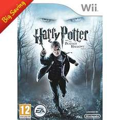 Harry potter & the deathly hallows pt1 wii £4.99 @Asda direct