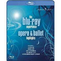 The Blu-ray Experience: Opera & Ballet [Blu-ray] £3.99 delivered @ Amazon & Hmv