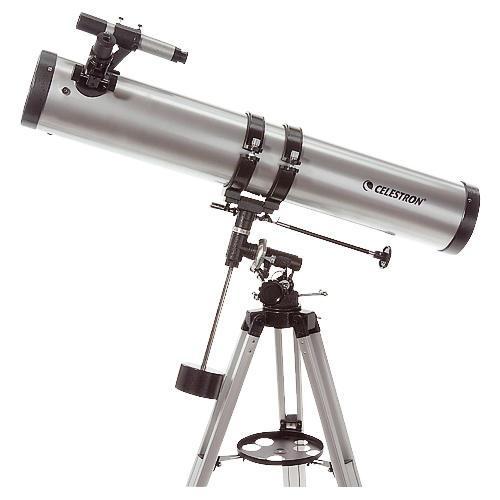 Celestron PowerSeeker 675 Telescope + Tripod £66.67 - £2 Quidco Cashback @ Tesco Direct