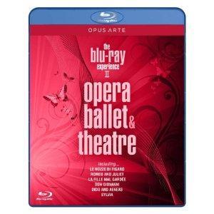Opera, Ballet & Theatre (The Blu-ray Experience II)  £3.99 delivered @ Amazon & HMV