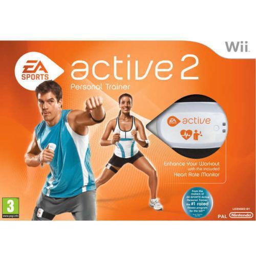 EA Sports Active 2 - Wii  £12.99 @ Zavvi Ebay oulet