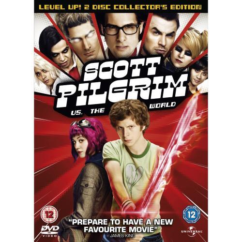 Scott Pilgrim vs the World (2 Disc) - Amazon - £5