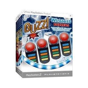 Buzz! Standalone Wireless Buzzers (Sony PS3) (Sony PS2)  - £2 hmv instore