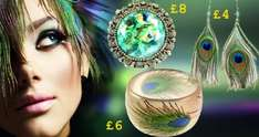 £8 for £20 Voucher to Spend at Funky Accessories (Birmingham) or add £1.95 postage for orders less than £20 @ Groupon