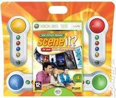 BACK IN STOCK Scene It With 4 Buzzers (Xbox 360) - £3.97 @ Price Minister