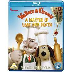 Wallace & Gromit - A Matter Of Loaf And Death [Blu-ray] £3.99 @ Amazon