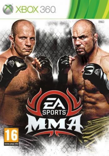 MMA: Mixed Martial Arts Xbox for 360 £4.85 at Zavvi