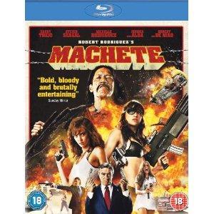 Machete Blu Ray - £7.99 @ Amazon UK + Play