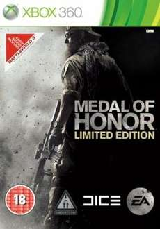 Medal of Honor Limited Edition Xbox 360 £11.99 @ Currys