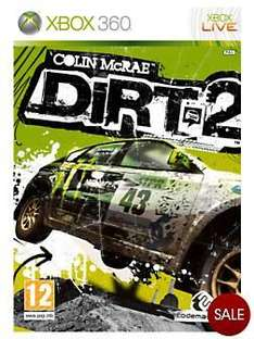 Dirt 2 Xbox £10 (when using Very's Collect+)