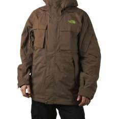 North Face Decagon Jacket £84.49 ( 50% off ) S M L sizes @ SURFDOME