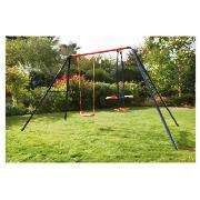 Tesco Single Swing & Glider Set reduced from £55 to £22.50 del free to store
