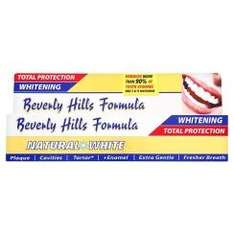 Beverly Hills Formula Toothpaste - 79p (was 3.79)@ Superdrug. All varieties