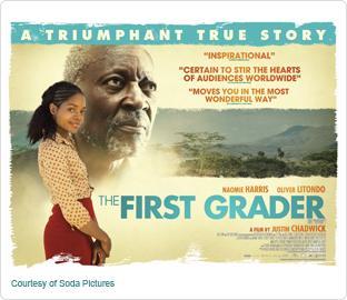 Free Screening - The First Grader - Sky Rewards - 20/06/11