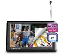 GARMIN NUVI 1490TV SAT NAV - £114.97 @ Currys/PC World clearance