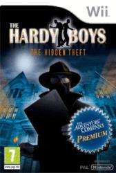 The Hardy Boys - The Hidden Theft (Wii) £5.99 from Bee.com
