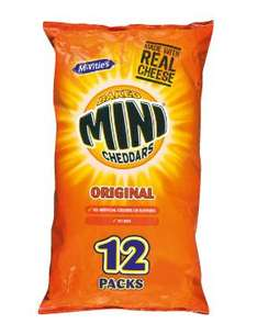 Robinsons Orange or Apple & Blackcurrent 1litre 79p, Quorn Sausages 6 pack 99p,McVitie's Mini Cheddars 12 pack £1.29 (more in post)  at Lidl