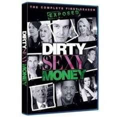 Dirty Sexy Money Complete Season 1 dvd just £5.00 @ Tesco Ebay Outlet