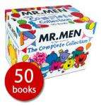 Mr. Men: The Complete Collection - 50 Books The Book People £30.00