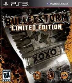 Bulletstorm Limited Edition (PS3 & 360) £20.98 @ Game (Instore)