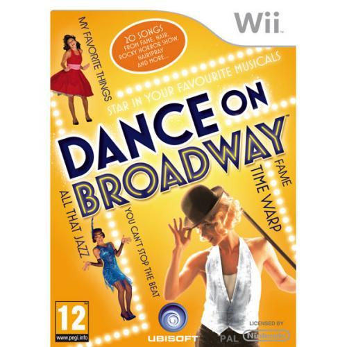 Dance on Broadway Wii £8 @ HMV