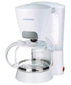 Cookworks Filter Coffee Maker White 66% Off £4.99 @ Argos Reserve & Collect