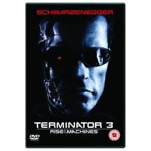 TERMINATOR 3 DVD £1.00 @ AMAZON DELIVERED