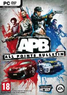 All Points Bulletin - Reloaded - Free to Play! (Online MMORPG)