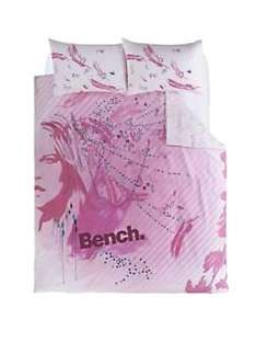 Bench Duvet Cover Set £9.90 delivered @ littlewoods
