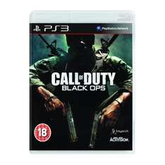 Call Of Duty Black Ops PS3 £22.99 Delivered @ play.com