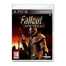 Fallout New Vegas PS3 £11.99 Delivered @ play.com