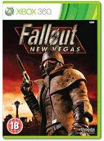 Fallout: New Vegas (Xbox 360) Preowned@GAME £7.99 delivered