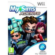 My sims agents wii £5.10 @amazon gzoop seller