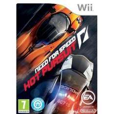 Need for speed hot pursuit wii £6.34 @amazon gzoop seller