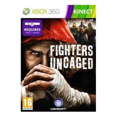 Kinect Fighters Uncaged Xbox 360 £12.99 Delivered @ play.com