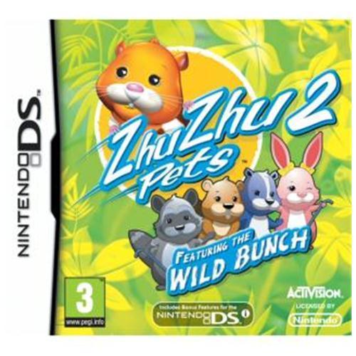 Zhu Zhu Pets Wild Bunch Nintendo DS £7.99 Delivered @ play.com