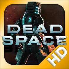 Dead Space for iOS 50% off (£1.79 for iPhone, £2.99 for iPad) on iTunes
