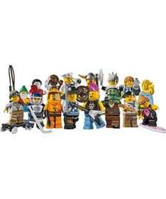 LEGO Series 4 Minifigure for just £1.49 @ Argos