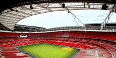 55% off a tour of Wembley Stadium for two people – only £14.40 with Kelkoo Select (voucher valid until Dec)