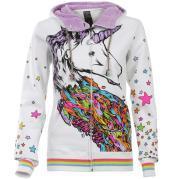 Iron Fist Womens Unicorn Hood - White - £9.99 del @ The Hut