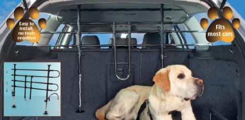 Universal Dog Guard £9.99 @ Aldi from 19/6/11
