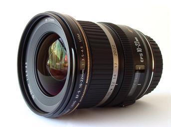 Canon EF-S 10-22mm f/3.5-4.5 USM Lens £539.99 @ OneStopDigital (Pricematch)