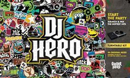 DJ Hero with turntable XBOX360 £14.99 + Quidco Play.com